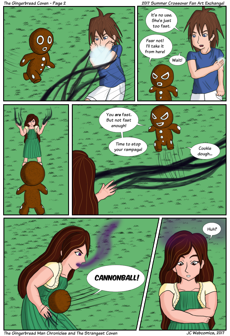 GMC/COVEN summer special page 2