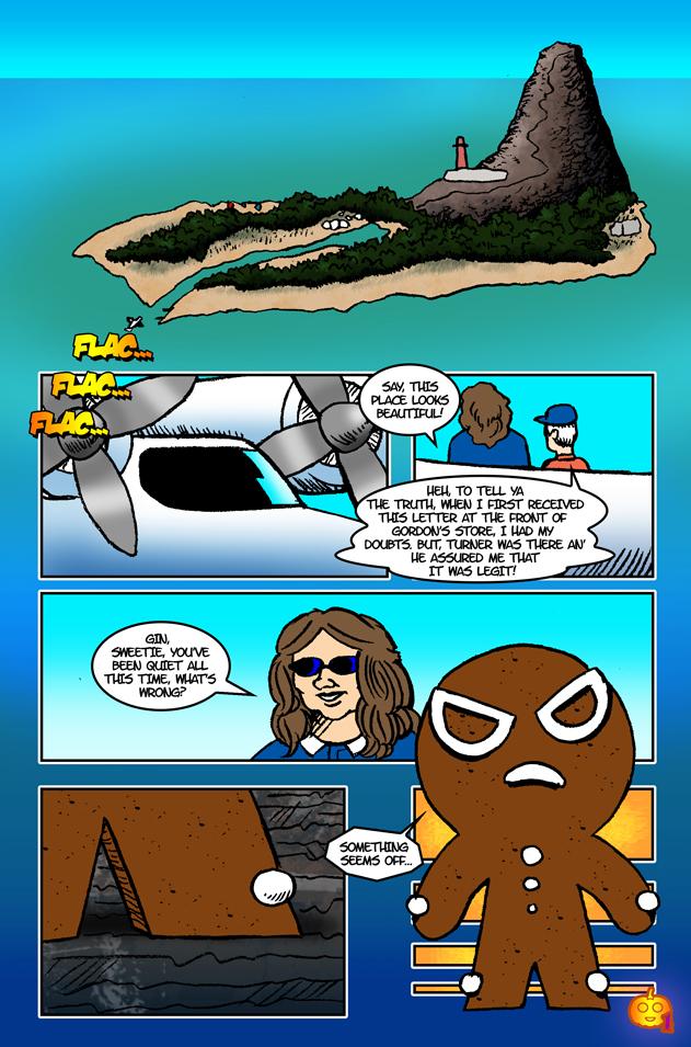 GMC Halloween 2014 page 1